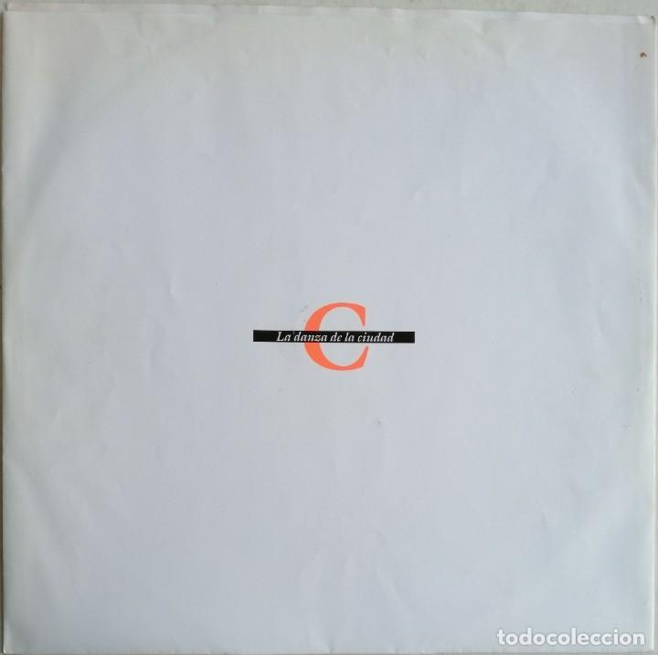 Discos de vinilo: Complices* – La Danza De La Ciudad, RCA, BMG Ariola España -PL 74624 (5C) - Foto 8 - 194501131