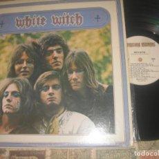 Discos de vinilo: WHITE WITCH WHITE WITCH (CAPRICORN -1972) OG USA LEA DESCRIPCION. Lote 194501426