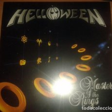Discos de vinilo: HELLOWEEN - MASTER OF THE RINGS (LP, ALBUM, RE). Lote 194502710