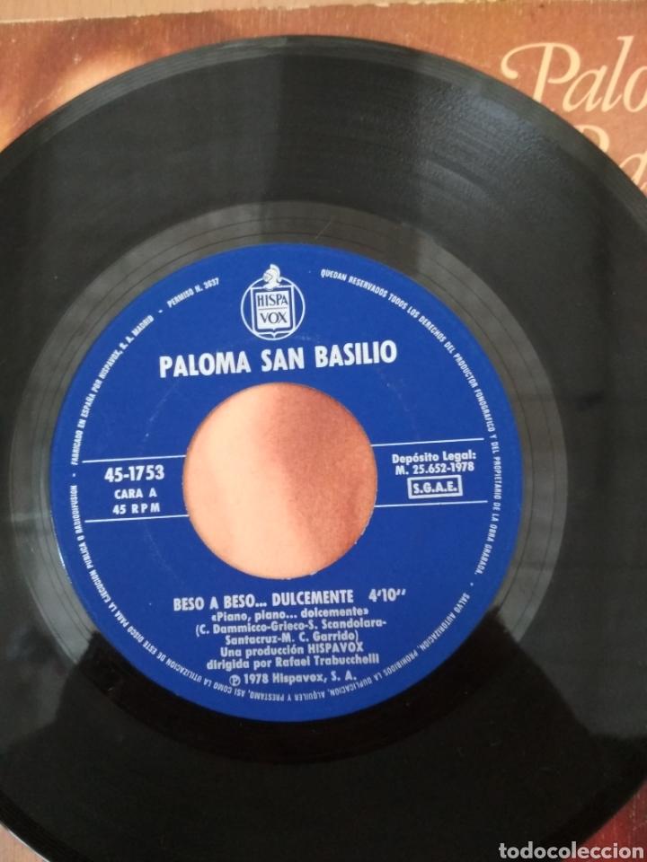 Discos de vinilo: Lote de 4 singles. - Foto 4 - 194503516
