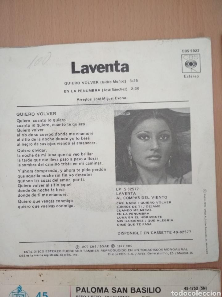 Discos de vinilo: Lote de 4 singles. - Foto 6 - 194503516