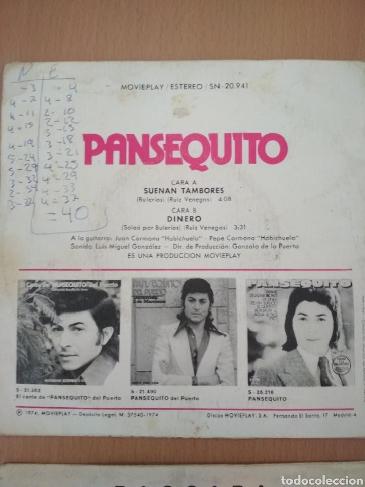 Discos de vinilo: Lote de 4 singles. - Foto 7 - 194503516