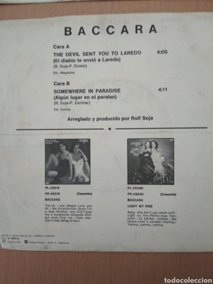 Discos de vinilo: Lote de 4 singles. - Foto 9 - 194503516