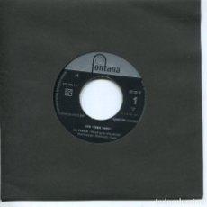 Discos de vinilo: LOS TEEN TOPS / LA PLAGA / EL ROCK DE LA CARCEL (SINGLE 1961). Lote 194503727