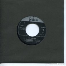 Discos de vinilo: LOS TEEN TOPS / REY CRIOLLO / MUCHACHO TRISTE Y SOLITARIO / TUTTI FRUTTI / LUCILA (EP 1961). Lote 194503882