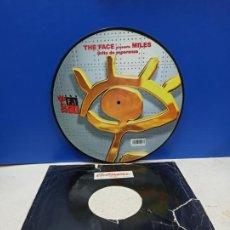 Discos de vinil: MAXI SINGLE DISCO VINILO PICTURE DISC GRITO DE ESPERANZA. Lote 194504082