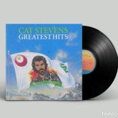 Discos de vinilo: CAT STEVENS – GREATEST HITS - 1977 - EDICIÓN MÉXICO. Lote 194505341