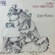 Discos de vinilo: JOSÉ ALFONSO - CORO DOS TRIBUNAIS. Lote 194505717