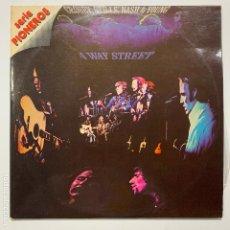 Discos de vinilo: DOBLE LP GATEFOLD CROSBY, STILLS, NASH & YOUNG – 4 WAY STREET EDICION ESPAÑOLA DE 1978. Lote 194505832