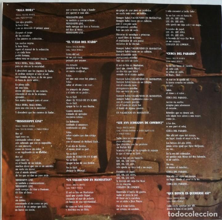 Discos de vinilo: Este O Este – Este O Este, CBS/Sony COL 468670 1 - Foto 9 - 194506105