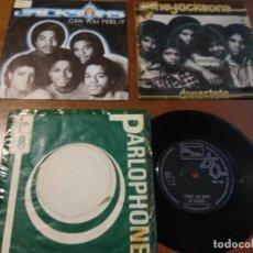 Discos de vinilo: LOTE - THE JACKSON 5 - TRES SINGLES-. Lote 194510941