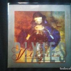 Discos de vinilo: PIXIES - VELOURIA . Lote 194510987