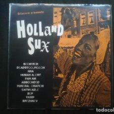 Discos de vinilo: VARIOS - HOLLAND SUX. Lote 194511246