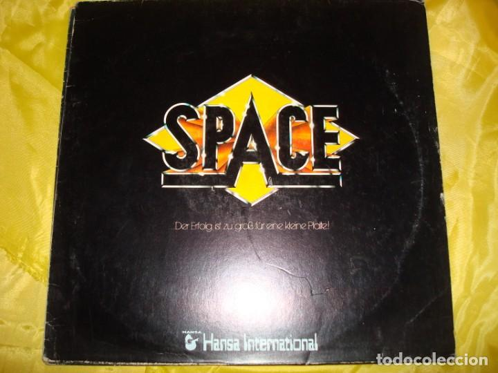 SPACE. CARRY ON, TURN ME ON / TANGO NI SPACE/ MAGIC FLY. MAXI-SINGLE. PROMO. HANSA, 1977.IMPECA (#) (Música - Discos de Vinilo - Maxi Singles - Electrónica, Avantgarde y Experimental)