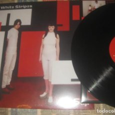 Discos de vinilo: THE WHITE STRIPES - DE STIJL + ENCARTE (XL 2001) EDITADO ENGLAND LEA DESCRIPCION. Lote 194513096