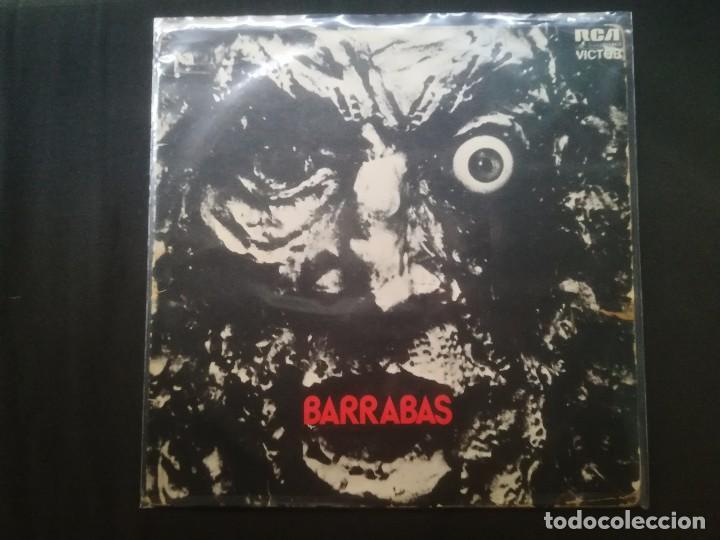 BARRABAS - BARRABAS (Música - Discos - LP Vinilo - Grupos Españoles de los 70 y 80)
