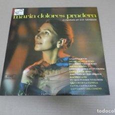 Discos de vinilo: MARIA DOLORES PRADERA (LP) MARIA DOLORES PRADERA AÑO – 1966-1973 . Lote 194514152