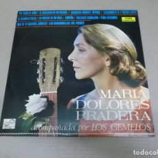 Discos de vinilo: MARIA DOLORES PRADERA (LP) MARIA DOLORES PRADERA AÑO – 1969 . Lote 194514381