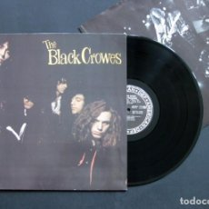 Discos de vinilo: THE BLACK CROWES ‎– SHAKE YOUR MONEY MAKER - VINILO. Lote 194514838