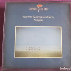 Discos de vinilo: LP - VANGELIS - CHARIOT OF FIRE (SPAIN, POLYDOR 1981). Lote 194514893