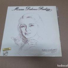 Discos de vinilo: MARIA DOLORES PRADERA (LP) MARIA DOLORES PRADERA AÑO – 1971 . Lote 194515132