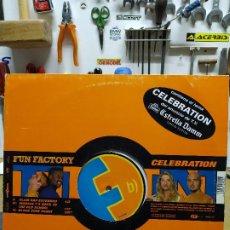 Discos de vinilo: FUN FACTORYCELEBRATION. Lote 194515886