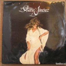 Discos de vinilo: MARIA JIMENEZ - SENSACION - LP - PR. Lote 194516455