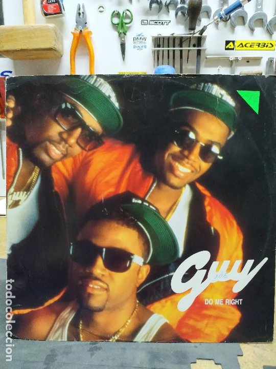 GUYDO ME RIGHT (Música - Discos de Vinilo - Maxi Singles - Techno, Trance y House)