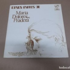 Discos de vinilo: MARIA DOLORES PRADERA (LP) OTROS EXITOS AÑO – 1974 – PORTADA ABIERTA . Lote 194516718