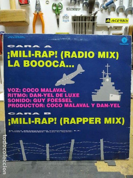 Discos de vinilo: SUPERWATIOS MILI RAP - Foto 2 - 194517546