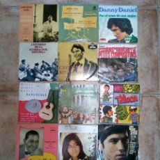 Discos de vinilo: LOTE DE SINGLES DE GRUPOS/SOLISTAS DE LOS AÑOS 60/70. Lote 194517887