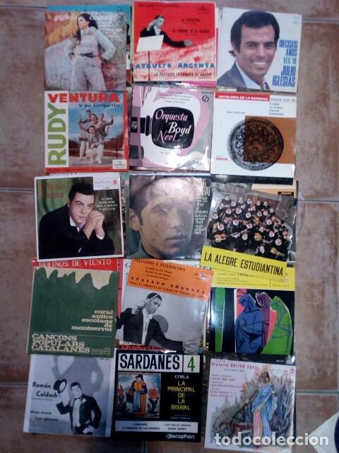 Discos de vinilo: Lote de singles de grupos/solistas de los años 60/70 - Foto 3 - 194517887