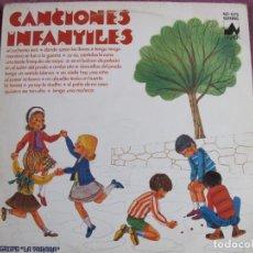 Discos de vinilo: LP - CANCIONES INFANTILES - GRUPO LA TARARA (SPAIN, DIAL DISCOS 1978). Lote 194517898