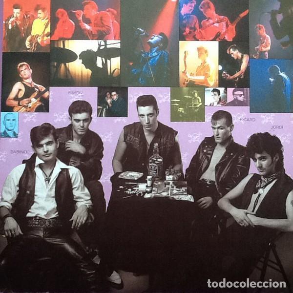 Discos de vinilo: Loquillo Y Trogloditas – La Mafia Del Baile -LP- - Foto 3 - 194518456