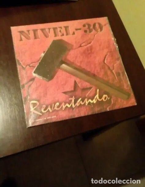 NIVEL 30. REVENTANDO. PUNK HARDCORE (Música - Discos - LP Vinilo - Punk - Hard Core)