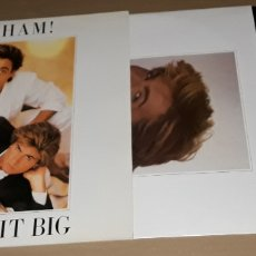 Discos de vinilo: LP - WHAM ! - MAKE IT BIG - PROMO - WHAM / GEORGE MICHAEL - PROMOCIONAL. Lote 194521376