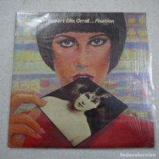 Discos de vinilo: ROBERT ELLIS ORRALL - FIXATION - LP 1981 . Lote 194521668
