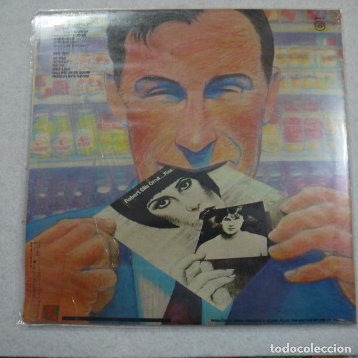 Discos de vinilo: ROBERT ELLIS ORRALL - FIXATION - LP 1981 - Foto 2 - 194521668