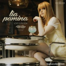 Discos de vinilo: LIA PAMINA, LOVE IS ENOUGH / HOW COME I. Lote 194522200