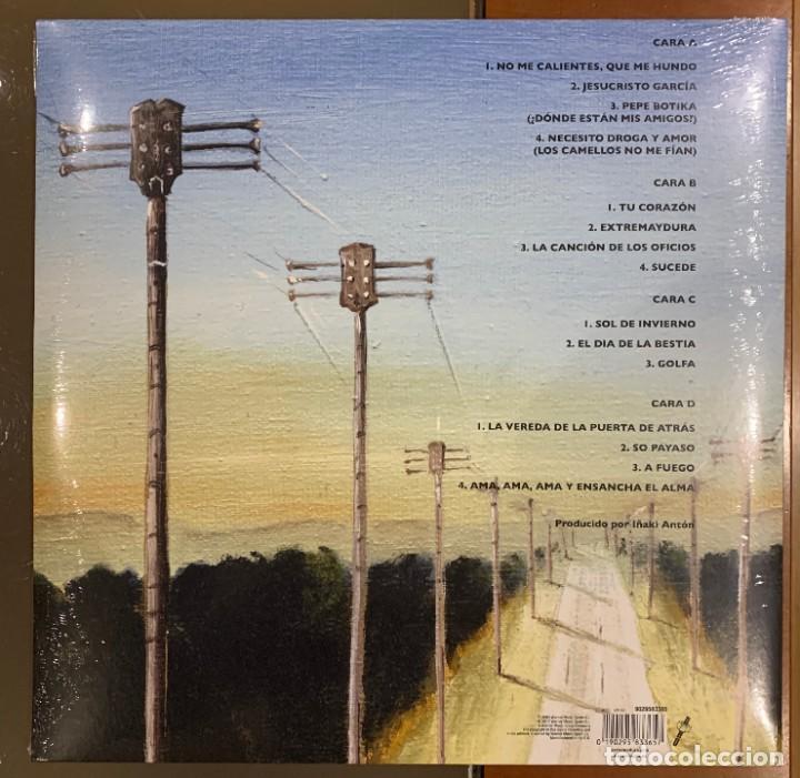 Discos de vinilo: Extremoduro – Grandes Éxitos Y Fracasos (Episodio Primero). DISCO VINILO. ENTREGA 24H - Foto 2 - 194522947