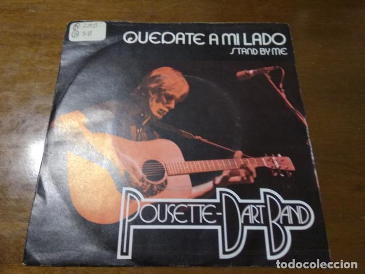 POUSETTE-DART BAND – QUÉDATE A MI LADO / TAN ENAMORADO / SINGLE-1978-ESPAÑA (Música - Discos - Singles Vinilo - Pop - Rock - Extranjero de los 70)