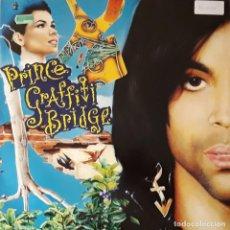Discos de vinilo: PRINCE - GRAFFITI BRIDGE. Lote 194530426