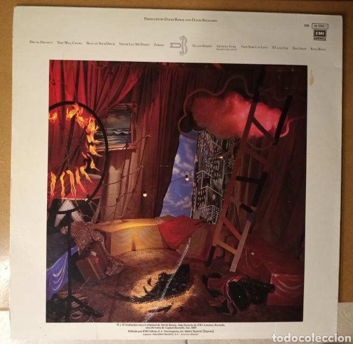 Discos de vinilo: David Bowie - Never Let me Down - vinilo - Foto 2 - 194531378