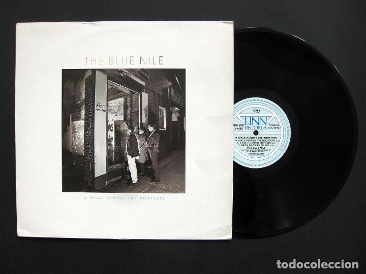 THE BLUE NILE – A WALK ACROSS THE ROOFTOPS - VINILO (Música - Discos - LP Vinilo - Pop - Rock - New Wave Extranjero de los 80)