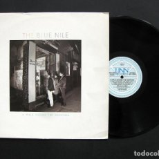 Discos de vinilo: THE BLUE NILE ‎– A WALK ACROSS THE ROOFTOPS - VINILO. Lote 194532977