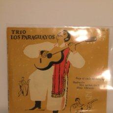 Discos de vinilo: TRIO LOS PARAGUAYOS-/MIS NOCHES SIN TI/ALMA VIBRANTE/MADRECITA/+1/EPS 1959 PHILIPS 421 014. Lote 194535168