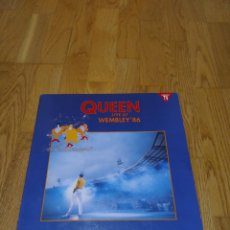 Discos de vinilo: VINILO QUEEN - LIVE AT WEMBLEY 86.. Lote 194536282
