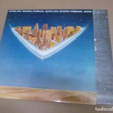 Discos de vinilo: MIGUEL RIOS (LP) ROCANROL BUMERANG AÑO – 1980 – ENCARTE CON LETRAS. Lote 194537773