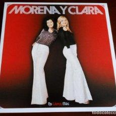 Discos de vinilo: MORENA Y CLARA - LP - MBE - CON ENCARTES. Lote 194542202