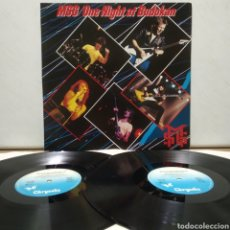 Discos de vinilo: MSG - ONE NIGHT AT BUDOKAN 2XLP 1981 ED ALEMANA GATEFOLD. Lote 194543233